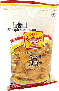 Deep Soya Chips - Spicy