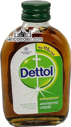 Dettol Liquid Antiseptic - 125 ml