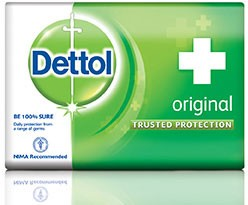Dettol Anti-Bacterial Soap - Original