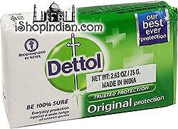 Dettol Anti-Bacterial Soap - Original