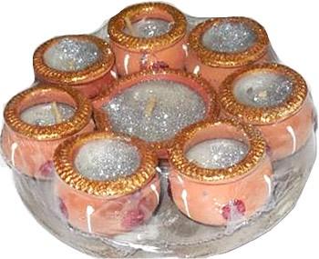 Diwali Matki Diya Set of 8 Diyas