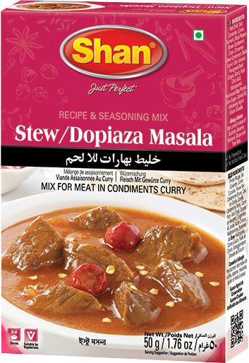 Shan Dopiaza / Stew Curry Mix