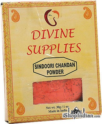 Divine Supplies Sindoori Chandan Powder