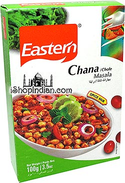 Eastern Chana Masala