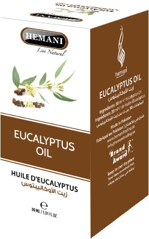 Hemani Eucalyptus Oil