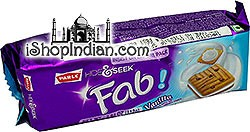 Parle Hide & Seek Fab! - Vanilla Cream Sandwich Cookies