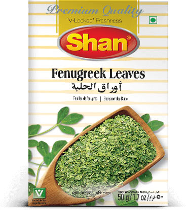 Shan Dry Fenugreek Leaves