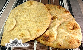 StoneFire Tandoori Naan - Whole Grain