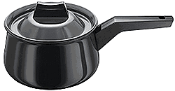 Futura Hard Anodised Handi (Saucepan) - 2 Litre (L42)