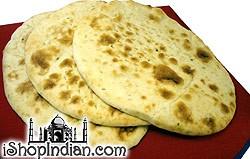 Sher-E-Punjab Tandoori Naan - Garlic Flavor
