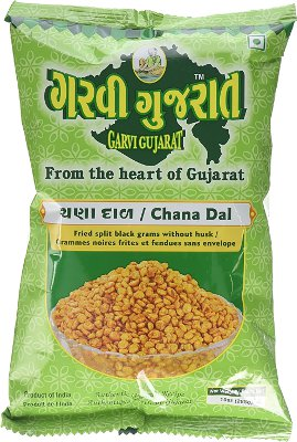 Garvi Gujarat Fried Chana Dal
