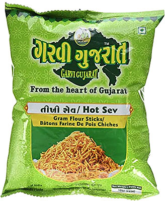 Garvi Gujarat Hot Sev