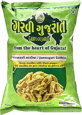 Garvi Gujarat Jamnagari Gathiya