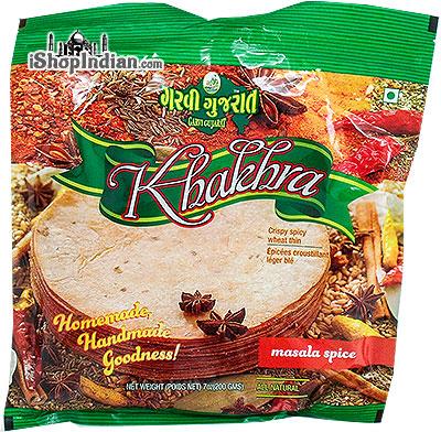 Garvi Gujarat Khakhra - Masala Spice