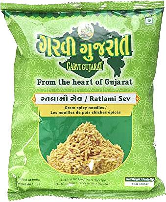 Garvi Gujarat Ratlami Sev