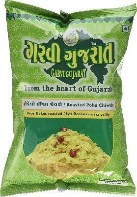 Garvi Gujarat Roasted Poha Chiwda