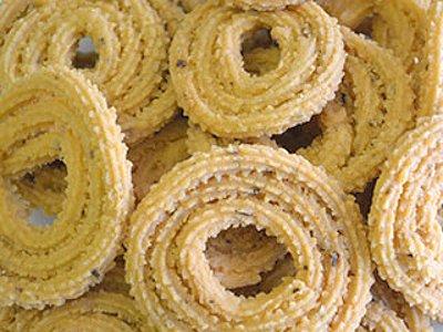 Gharana Foods Jalapeno Chakri