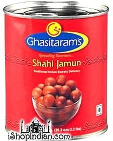 Ghasitaram's Shahi Jamun