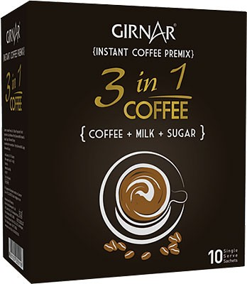 Girnar Instant 3-in-1 Coffee