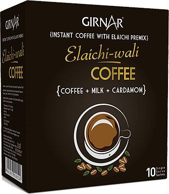 Girnar Elaichi-Wali Coffee - Instant Cardamom Coffee