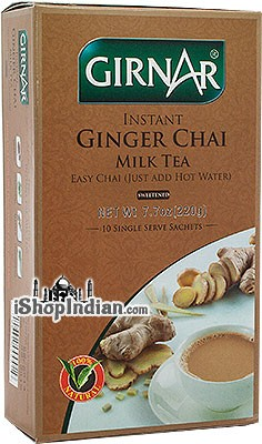 Girnar Instant Ginger Chai Milk Tea