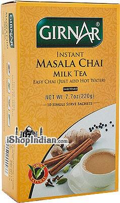 Girnar Instant Masala Chai Milk Tea
