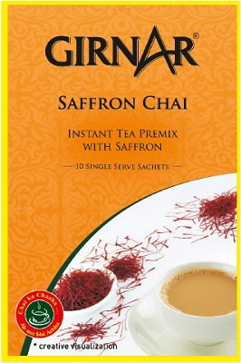Girnar Instant Saffron Chai