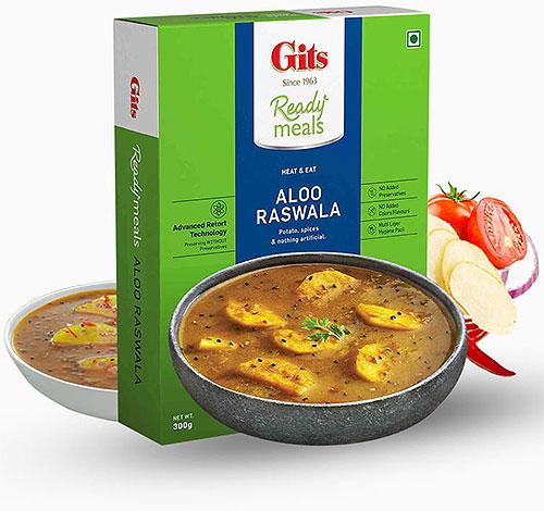 Gits Aloo Raswala (Ready-to-Eat)