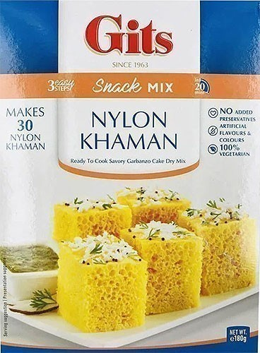 Gits Nylon Khaman Mix