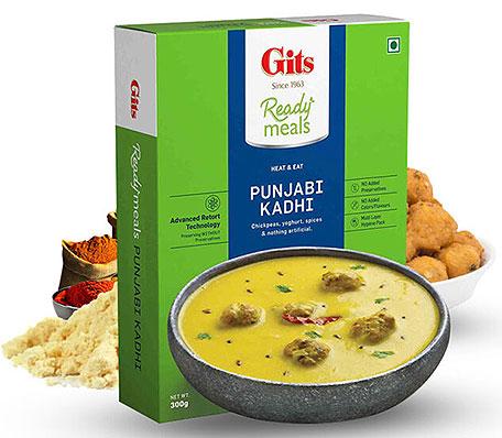 Gits Punjabi Kadhi (Ready-to-Eat)