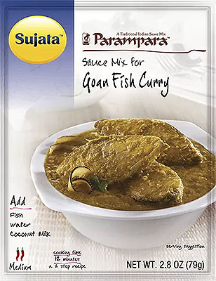 Parampara Goan Fish Curry Mix