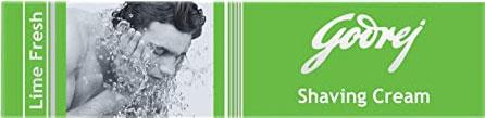 Godrej Shaving Cream - Lime Fresh