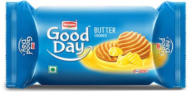 Britannia Good Day Butter Cookies - 2.6 oz