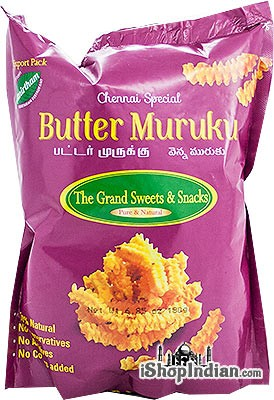 Grand Sweets & Snacks Butter Muruku