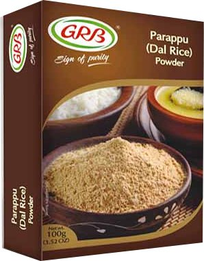 GRB Parappu (Dal Rice) Powder