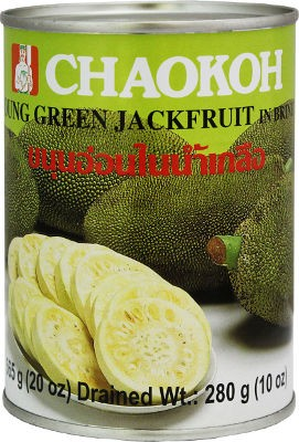 Chaokoh Green Jack Fruit