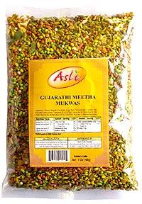 Gujarathi Meetha Mukwas