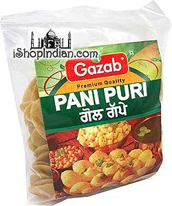 Gazab Ready to Cook Pani Puri