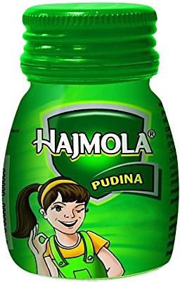 Dabur Hajmola Tablets - Pudina (Mint) Flavor