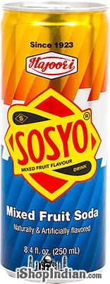 Hajoori Sosyo - Mixed Fruit Soda