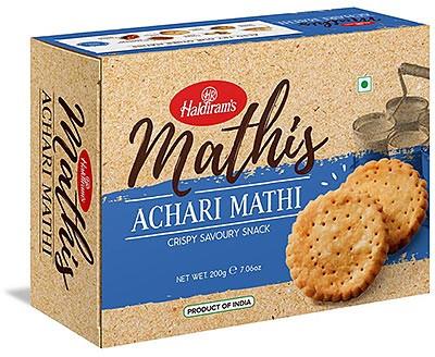 Haldiram's Achari Mathi