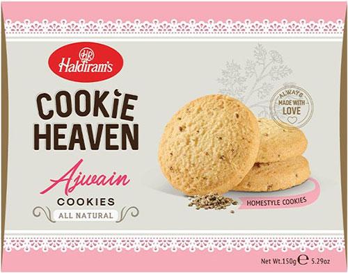 Haldiram's Cookie Heaven - Ajwain Cookies