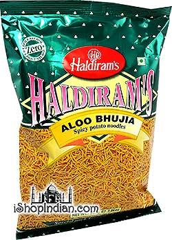 Haldiram's Bhujia Aloo - 7 oz