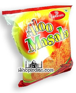 Haldiram's Aloo Masala Chips (Spicy Potato Chips)