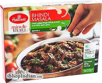 Haldiram's Bhindi Masala (FROZEN)