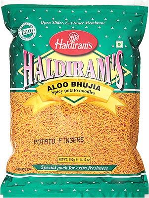 Haldiram's Bhujia Aloo
