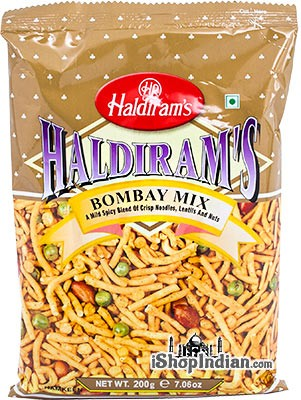 Haldiram's Bombay Mix - 7 oz