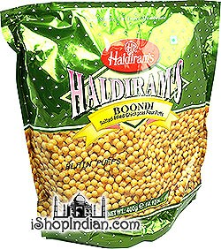 Haldiram's Boondi Plain - 14 oz
