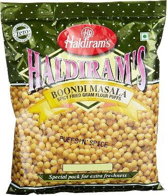 Haldiram's Boondi Masala - 14 oz