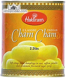 Haldiram's Cham Cham